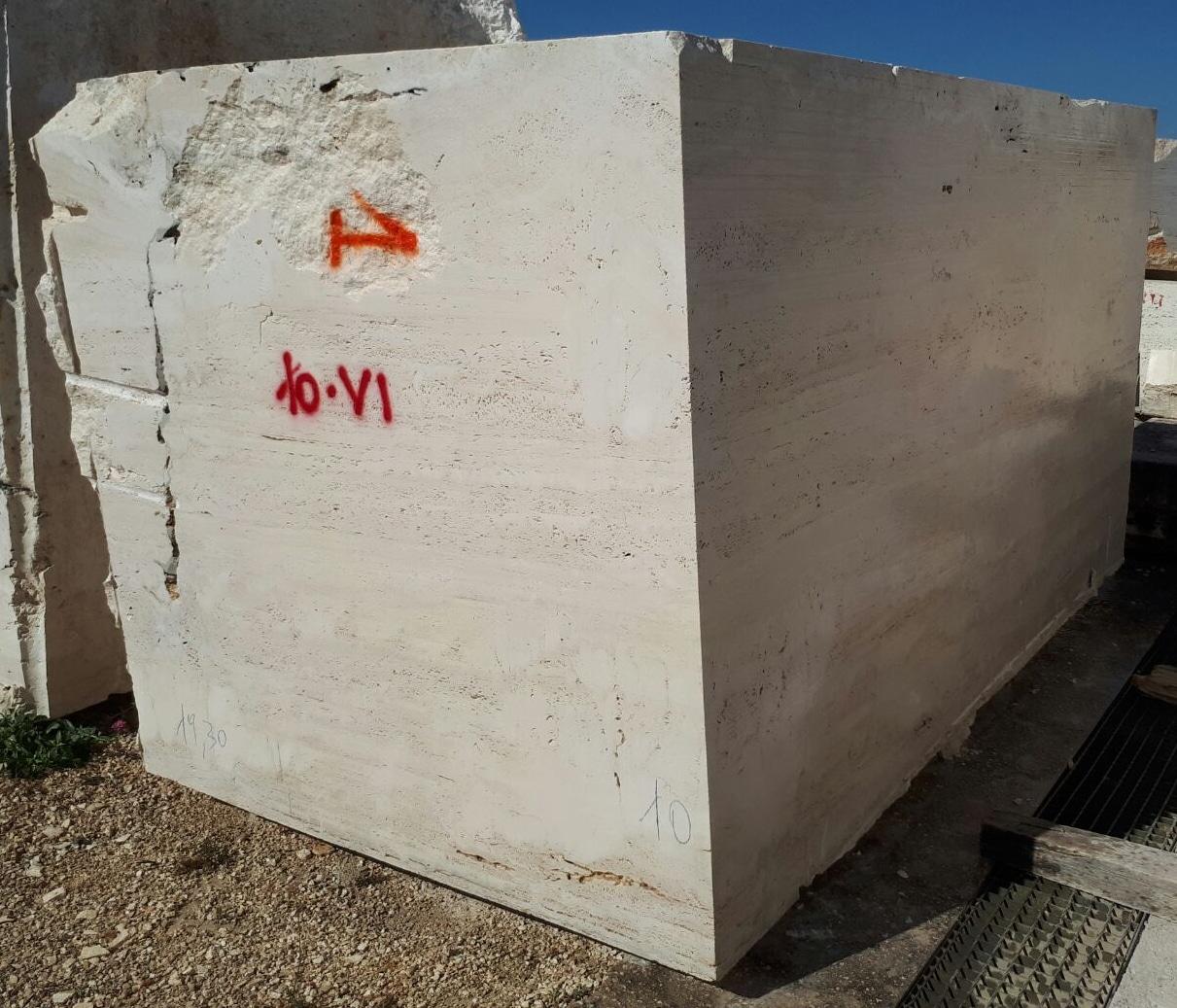 ROMAN TRAVERTINE NAVONA - block