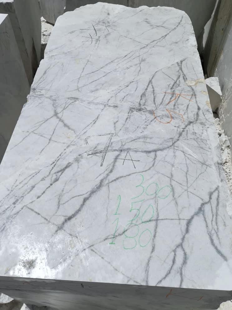 MARBLE WHITE PENCIL