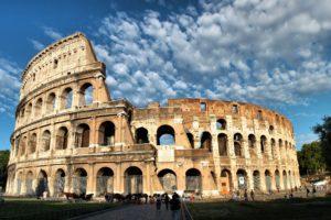 Antifiteatro Flavio - Colosseo